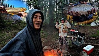 Camping Colorado - Dispęrsed Camping (GREAT Trout Fishing)