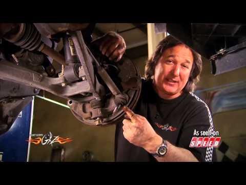 Quick Tip - Separating Ball Joints and Tie Rod Ends