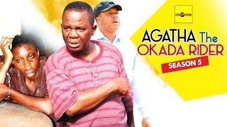 Agatha The Okada Rider 5 {Full Movie} - 2015 Latest Nigerian Nollywood Movies