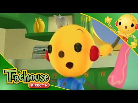 Rolie Polie Olie - Housey Wake Up! / Blue Coupey / Yesthanky