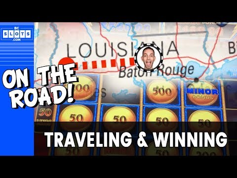 ✈️ Brian GAMBLES On WRONG CITY In Louisiana! ⭐ WINNING On Triple ⭐ Double ⭐ Stars 🤩 ✦ BCSlots