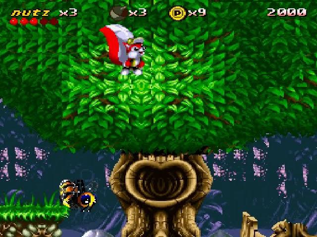 Jouez à Mr Nutz sur Super Nintendo avec nos Bartops et Consoles Retrogaming