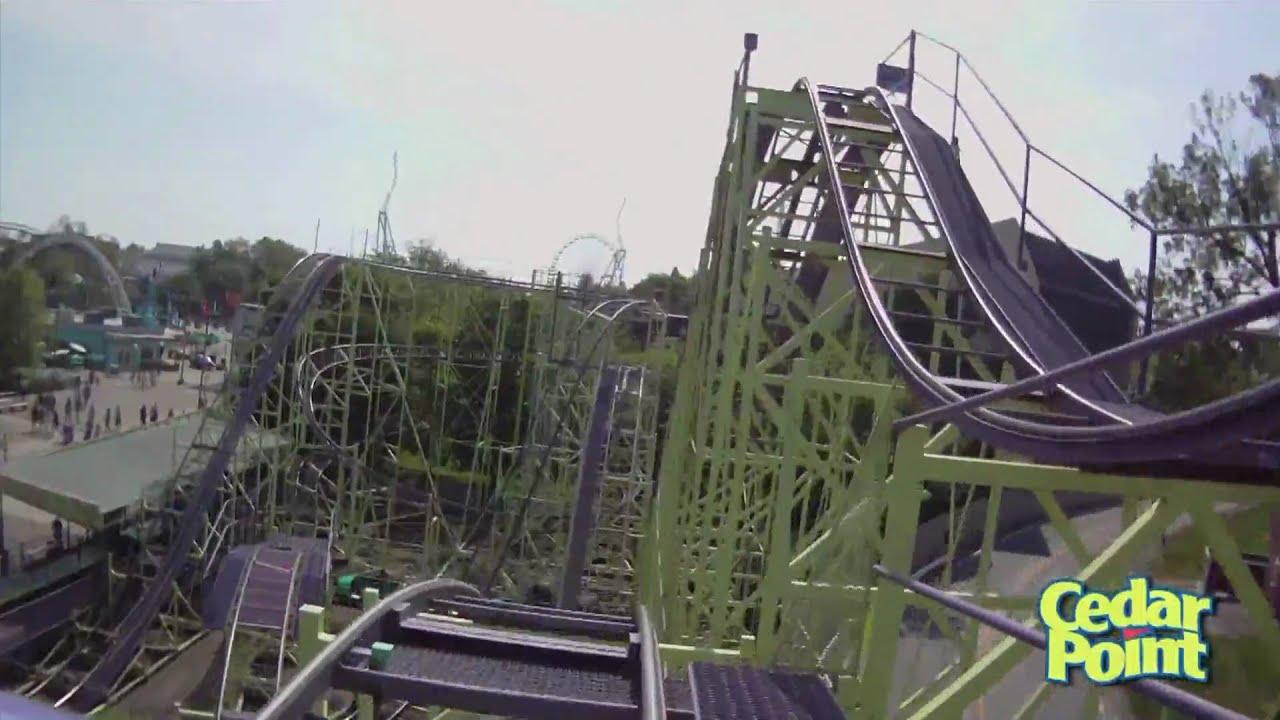 WildCat On-Ride (Former Cedar Point Coaster) [1979 - 2012] - YouTube