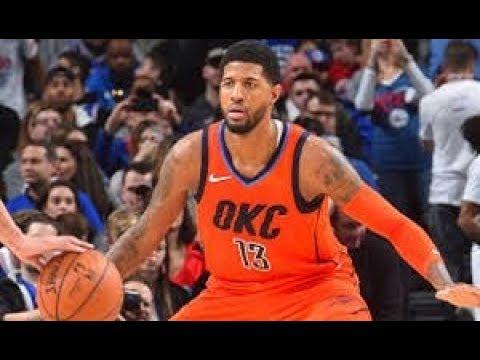 Oklahoma City Thunder vs Philadelphia 76ers NBA Full Highlights (20th January 2019)