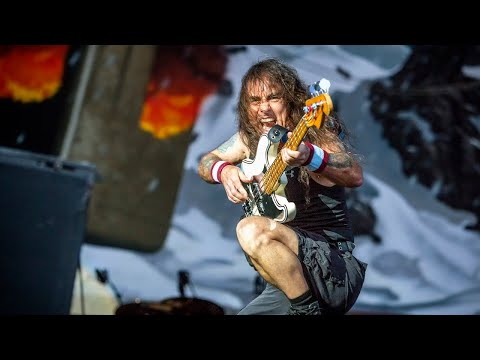 Steve Harris: Why I Decided to Play Bass