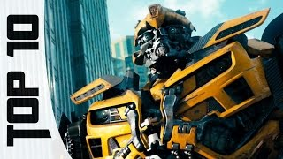 "TOP 10 SCENES | BUMBLEBEE ""TF 1.2.3.4"""