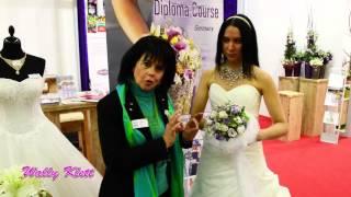 Interview mit Wallly Klett über den Internationalen Wedding Diploma Course 2016