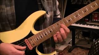 How to play Paralyzer by Finger Eleven on guitar by Mike Gross