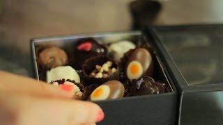 Award winning chocolatiere (Enjoying scrumptious chocolates since 1961)