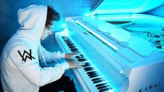 Download The Spectre - Alan Walker (Piano Cover) by Peter Buka