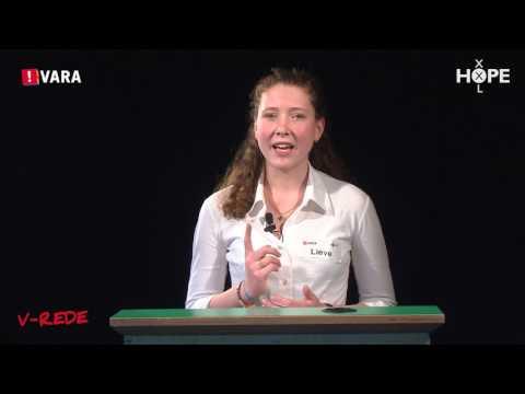 V-Rede van Lieve Eberson - Stedelijk Gymnasium Den Bosch
