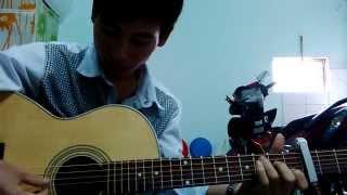 Tình nhi nữ ( Tây vương nữ quốc) - guitar (Cao Trí Minh)