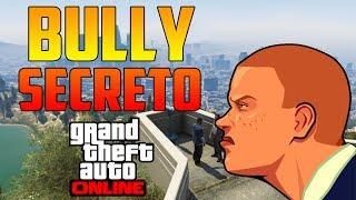 """El secreto de BULLY """"Jimmy Hopkins"""" - Misterios GTA V Online 1.09 - Easter Egg BULLY"""