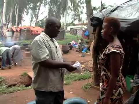 My African Adventure - Tie Dye in Bamako, Mali
