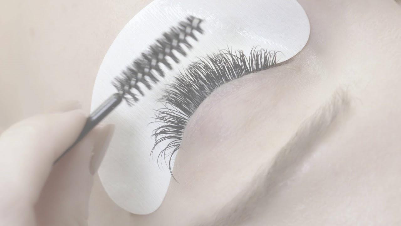 f9a369f2c58 Lash Perfect Classic Eyelash Extensions - YouTube