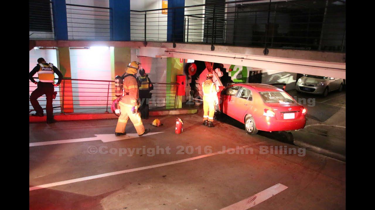 Frankston Arts Centre Car Park Accident