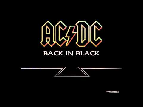 AC/DC - Back In Black (Music Box Vers.)