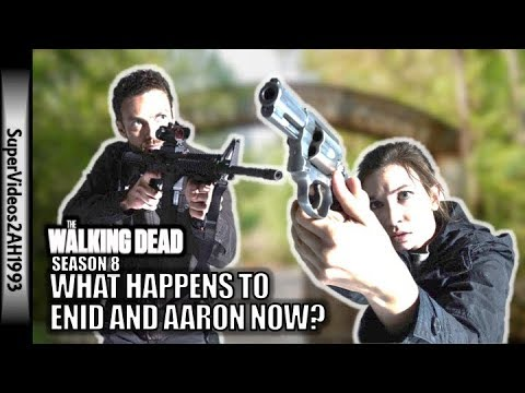 What Happens To Enid and Aaron Now? Oceanside Still Going To Join AOW? || TWD Season 8