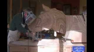 **new** The Making Of Big Bertie Rocking Horse At The Rocking Horse Shop