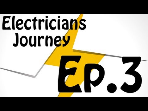Electricians Journey Ep  3- Alumite Pickaxe Time