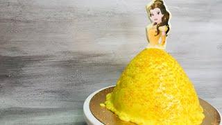 Глазурь Цунами два варианта Торт с Принцессой