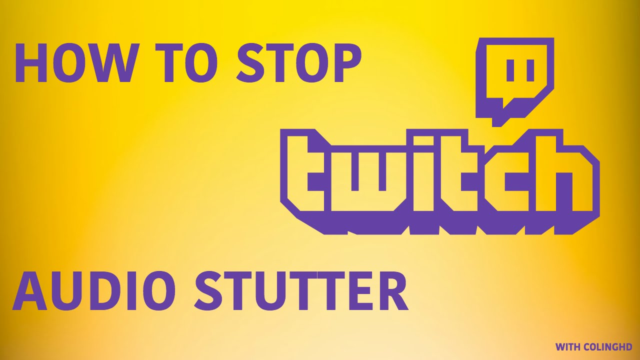 HOW TO FIX TWITCH AUDIO STUTTER / LAG ** FAST AND EASY ** XBOX ONE **