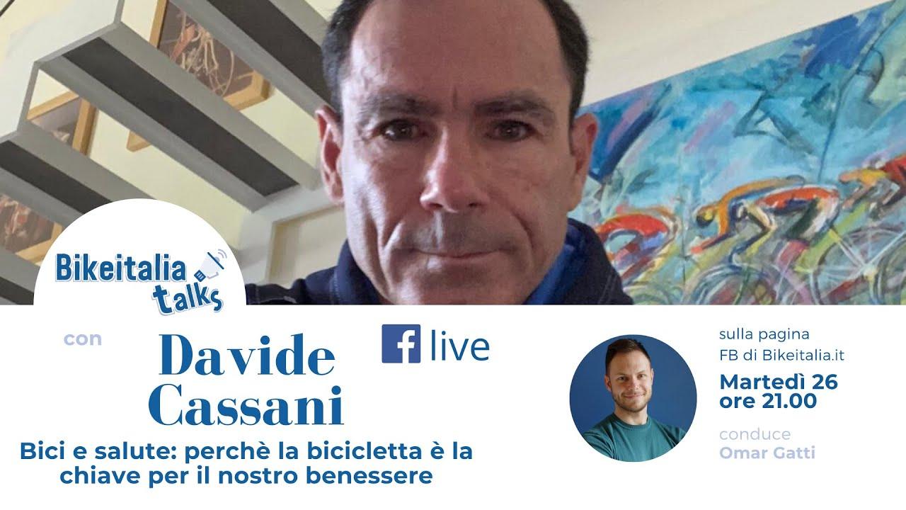Bici E Salute Con Davide Cassani Youtube