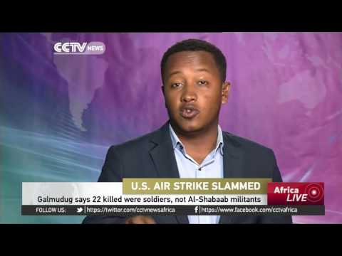 Tensions rise in Somalia following US Galmudug airstrike