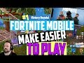How To Win Fortnite Mobile Easily