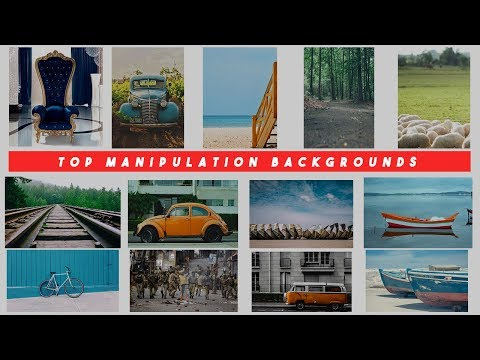 Top Best Manipulation Backgrounds For Editing