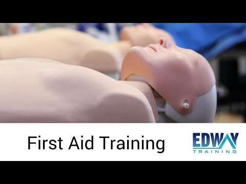 First Aid Training Course | Edway Training Melbourne