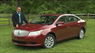 MotorWeek Road Test: 2010 Buick LaCrosse
