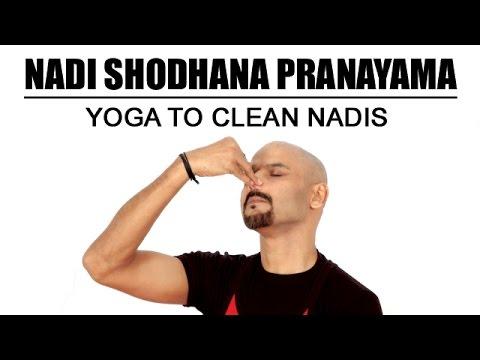 Nadi Shodhana Pranayama | Yoga To Clean Nadis
