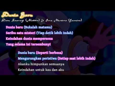DuNia BaRu - ieRa Feat Datu KiSaRaGi