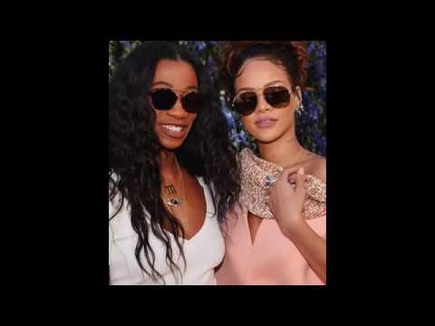 Rihanna and her Best Friend Melissa Ford #goals