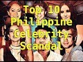 Top 10 Pinoy Celebrity Sex Scandals