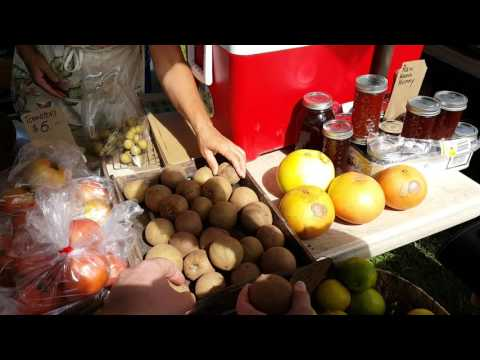 Waipa Ranch Farmer's Market - Kauai