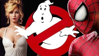 7 Biggest Sony Hack Reveals: Spider-Man, Ghostbusters & More!