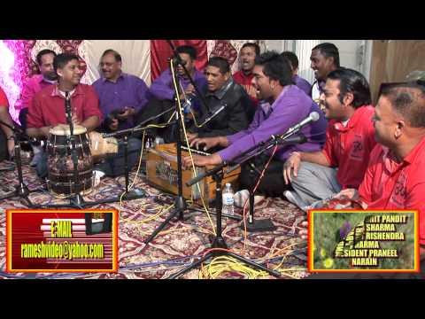 Fiji Faag No.10 Part B Shree Ram Mandir Modesto 2015 Rameshvideo@yahoo.com
