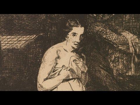 Edouard Manet's La Toilette
