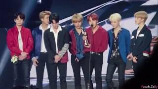 180111 방탄소년단(BTS) Daesang / Golden Disk Awards by Peach Jelly