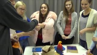 Интерактивные занятия по Монтессори-педагогике