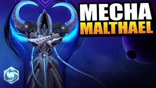 Download lagu Mecha Malthael Heroes of the Storm MP3