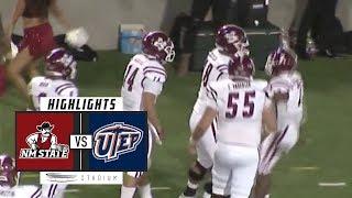 New Mexico State vs UTEP Football Highlights (2018)   Stadium