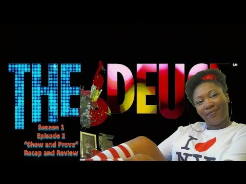 The Deuce Season 1 Episode 2 Recap and Review