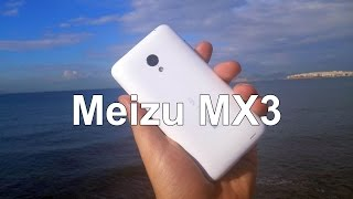 Meizu MX3 Unboxing & Hands-on Review [Greek] Thumbnail