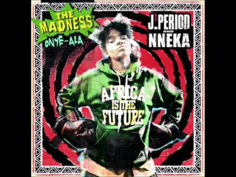 NNEKA ft Nas - Walking 2 (J.Period Dubplate)