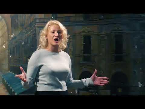 Анна Ахматова: Мне голос был