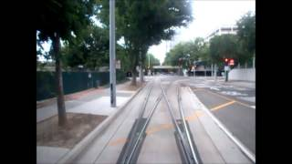 Sacramento Regional Transit-Vol 12-Gold Line-Sacramento Valley Station to 7th & I Station