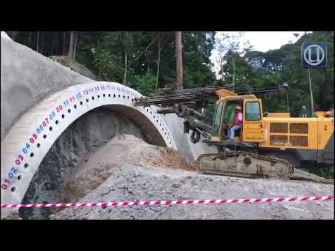 ECRL: Tiga terowong di Terengganu